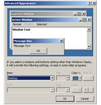 Advanced Appearance - Desktop