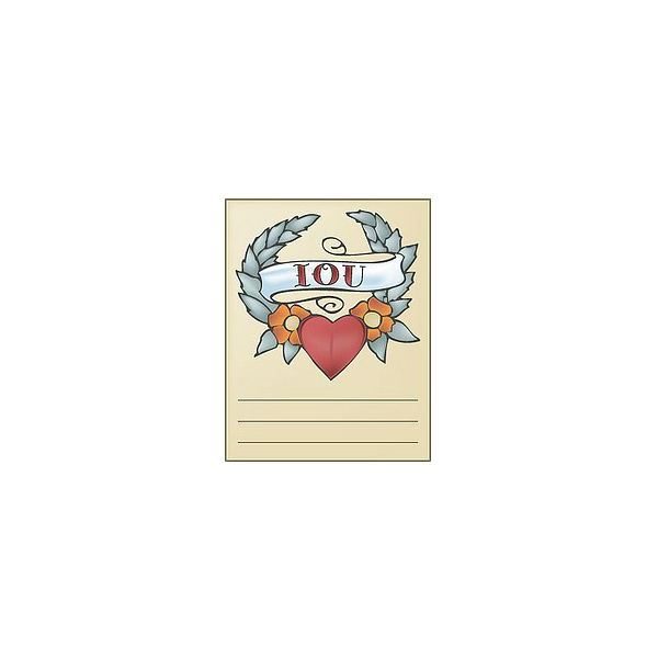 printable iou template .