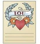 IOU Certificates
