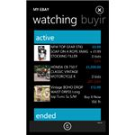 Win Auctions on Windows Phone: Ebay App User Guide