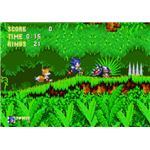 Sonic 3 manages to show off more color and detail than previous games in the series.