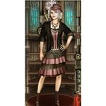 Clockwork Dress Up Doll - Special Thanks to deviantART member PinkParasol
