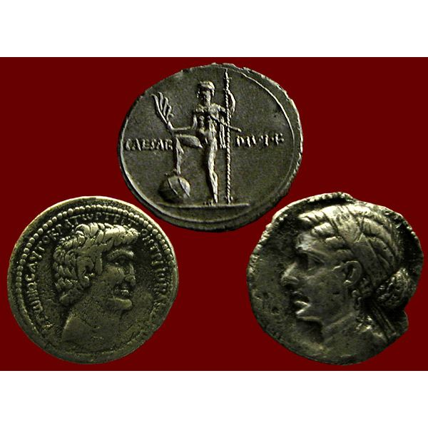 a brief history of the life of octavian the ruler of the roman world Will rule the world he this book follows the history of the late roman re- augustus's life we trace out the life of octavian as he.