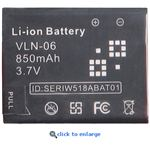 Backup Battery Sony Ericsson W518A