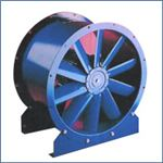 A Simple Axial Flow Blower or Compressor
