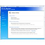 Settings for EULAlyzer