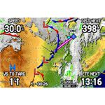 Garmin GPSMap 396 Displaying Weather Information