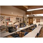 """Classroom, Seattle Central Community College Wood Construction Facility"