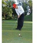Golfer US Marine Corps