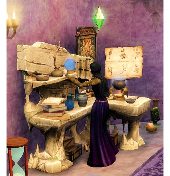 D D   Wizard Craft Potion