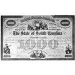 South Carolina consoliation bond