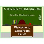 SMART Board Math Games: Classroom Feud