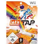 Let's Tap is a return to hands on gaming for the legendary Yuji Naka