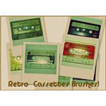 Retro Cassettes by agshx