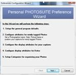 Preferences Wizard