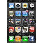 Move iPhone icons