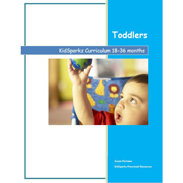 kidsparkz - Website For 2 Year Olds