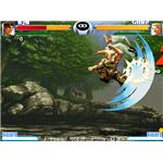 Street Fighter Flash Screenshot