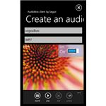 A Guide to Using Audioboo: Windows Phone 7