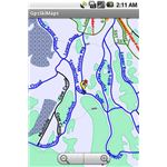 GPS Ski Maps USA & CAN - Offline GPS Android