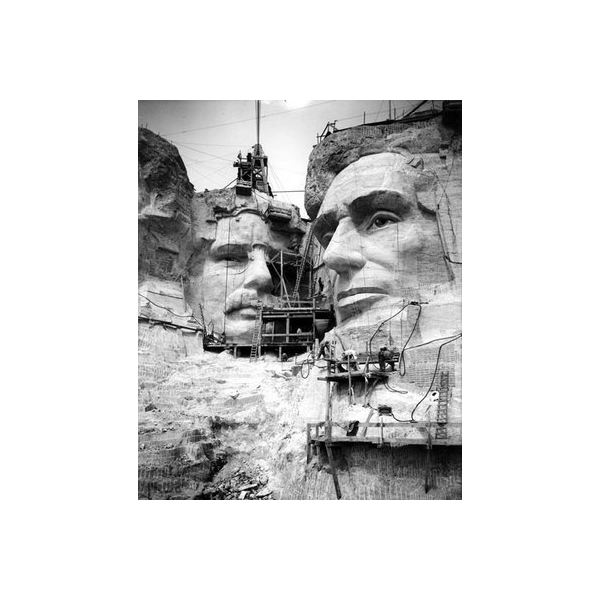 Important facts about mount rushmore history location for Mount rushmore history facts
