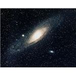 The Andromeda Galaxy As It Appeared 2.6 Million Years Ago. Image Courtesy of NASA