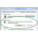 Block and Unblock Internet Sites Using Internet Explorer