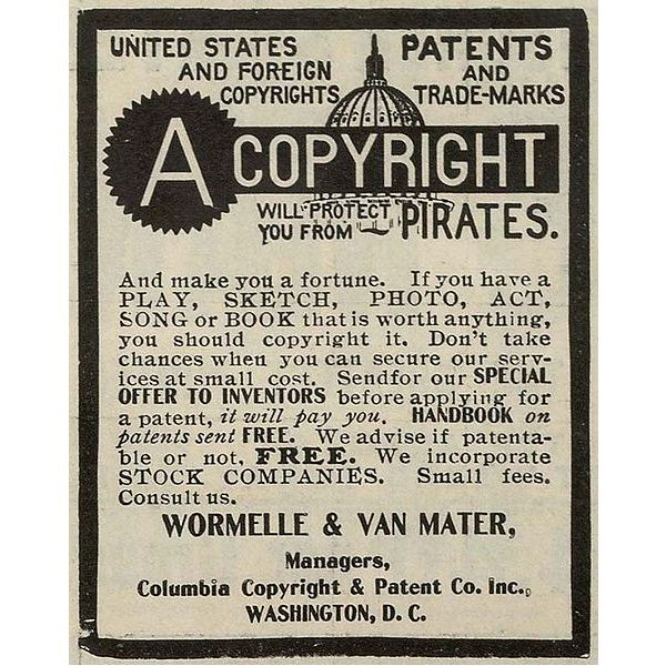 6 famous copyright cases - Real Business