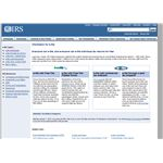 IRS e-File options