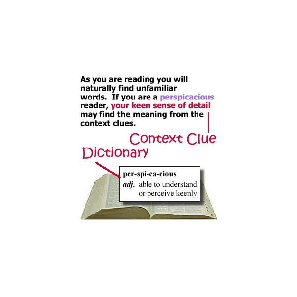 Context clues lesson plan for high school