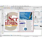 scribus, free dtp graphics software