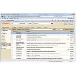 Figure 1: ZCS Client Inbox