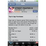 iPhone App Store Screen 2
