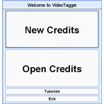 VideoTagger Interface
