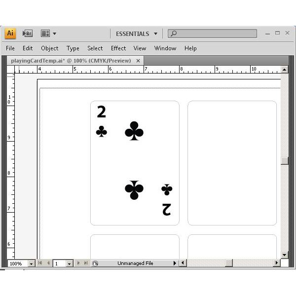 Learn How to Create Playing Cards in Illustrator