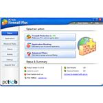 PC Tools Firewall Plus UI