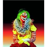 Clown Series (2004) by Cindy Sherman