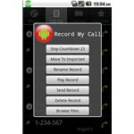 Record My Call - Android Audio Recorder