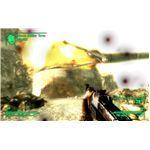 Fallout 3 - Pretty Fireworks at the Artillery Base in Anchorage