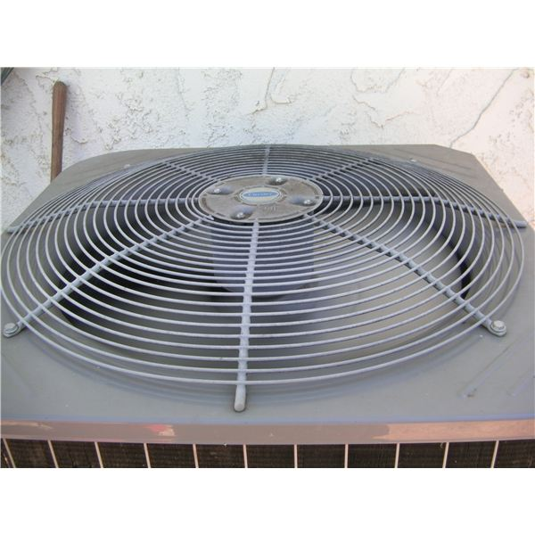Ac condenser fan motor making noise for Fan motor for lennox air conditioner