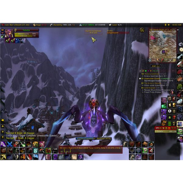 Wow Addons Carbonite