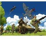 Battlefield Heroes Combat