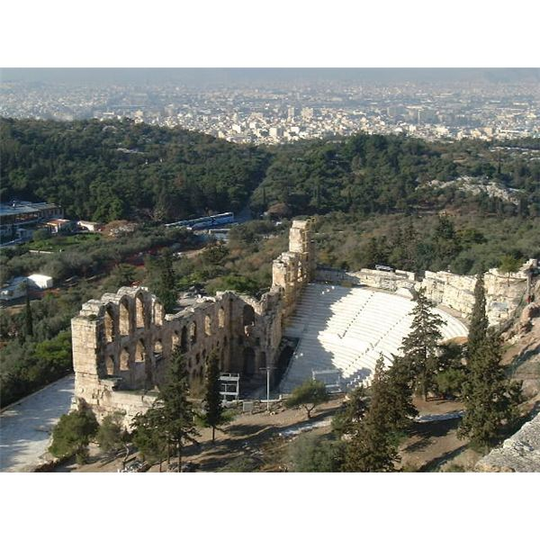 how greek architecture had an impact on modern society How different is the ancient greek language from the modern greek language can any greek-speaking people testify if they understand classical how does architecture impact society.