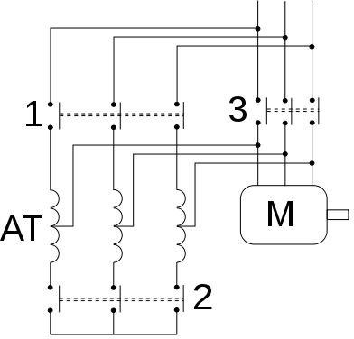 Induction Motor Starting Methods