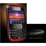 BlackBerry Curve Media keys