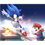 Sonic the Hedgehog vs. Mario