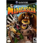 Madagascar cover art