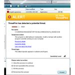 ThreatFire blocked this malware but Mamutu did not