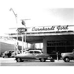 Old Earnhardt Ford Dealership