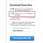 Download iTunes 64 Bit